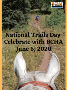 BCHA National Trails Day