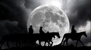 Harvest Moon Ride (Outpost 1) @ Cherokee Lake, Bean Station